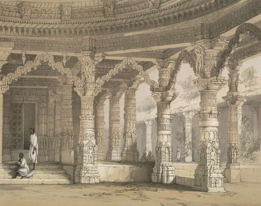 James Fergusson who exposed the ancient Indian architecture to the