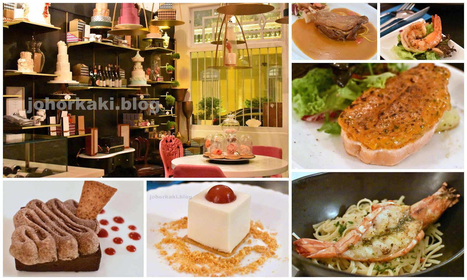 Mad about sucre french cuisine and patisserie in singapore for Cuisine patisserie