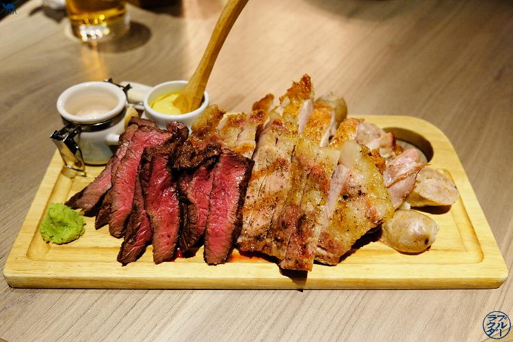 Spécialités de Viande de L'iwate - BOeuf de L'iwate - Porc de l'Iwate - Le Chameau Bleu