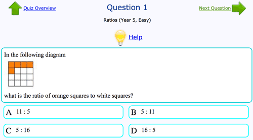 Ratio questions online