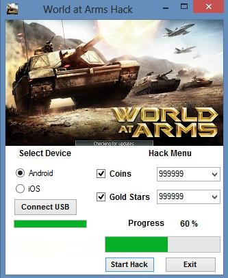 World At Arms Hack Tool