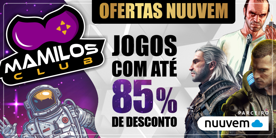Mamilos Club - Site de Review de jogos