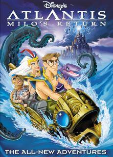 Atlantis 2: El regreso de Milo – DVDRIP LATINO