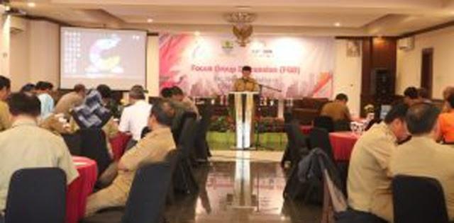DKIS Kota Cirebon Gelar FGD