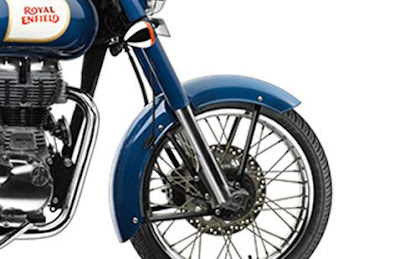 Royal Enfield Classic 350 front wheel
