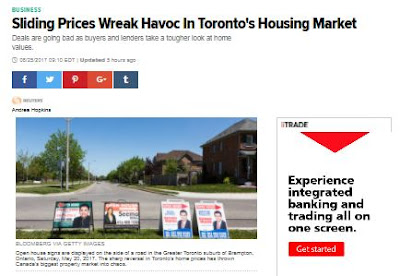 Toronto Housing Bubble