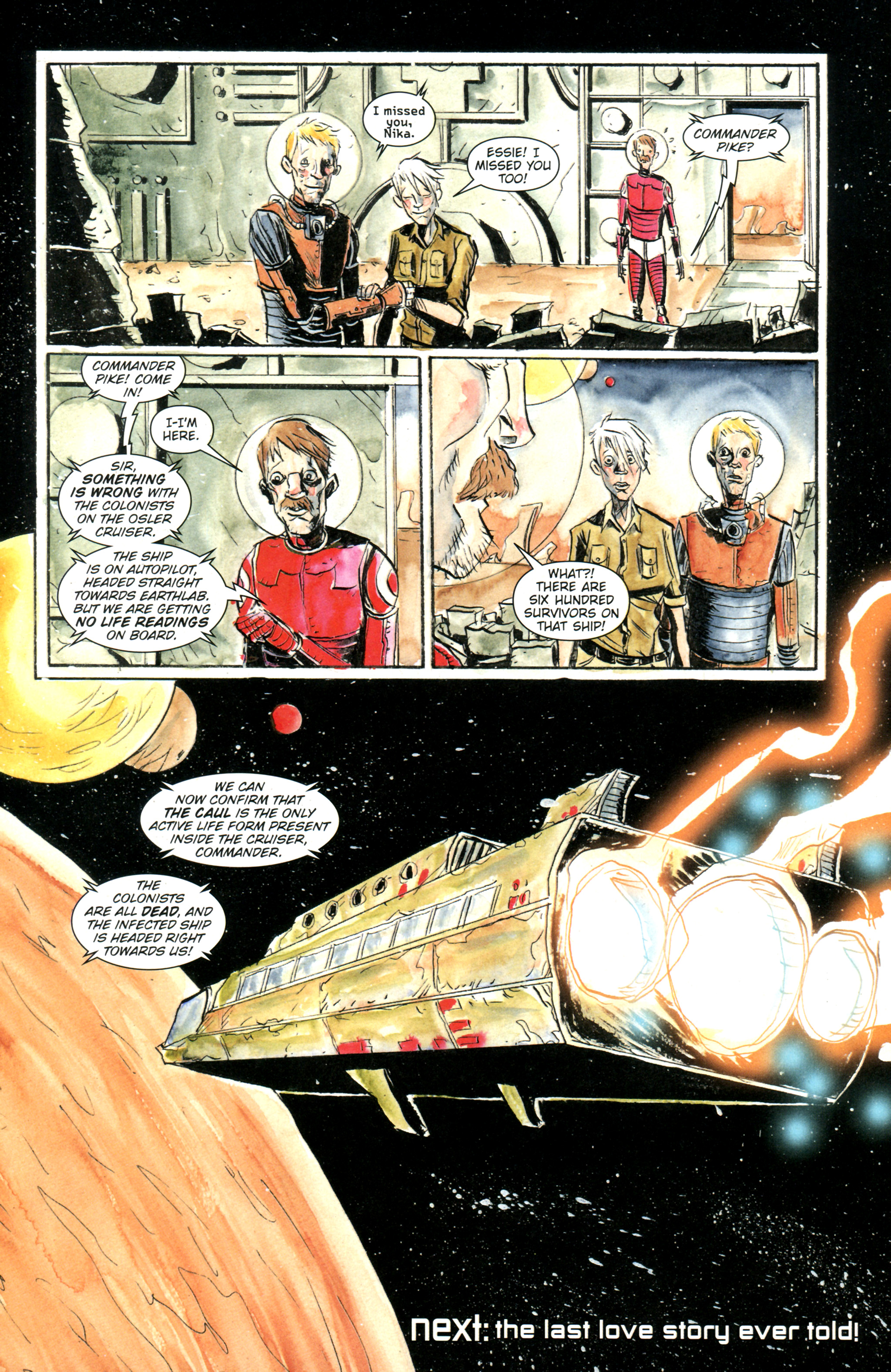 Read online Trillium comic -  Issue #7 - 22