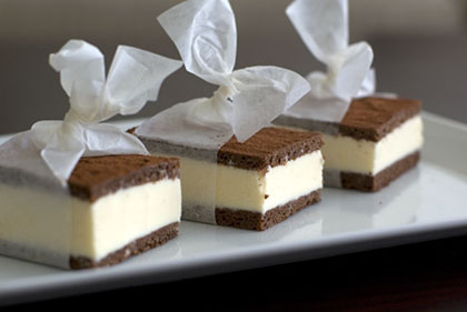 Brownie Ice Cream Sandwiches Recipe