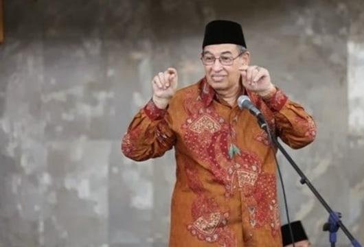 'Sentil' HTI, Quraish Shihab: Yang Realistis Saja