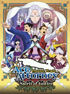 Ace Attorney: Spirit of Justice apk + obb