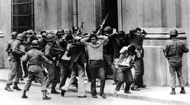 Historia. Chile, 11 de septiembre de 1973. Un relato personal d