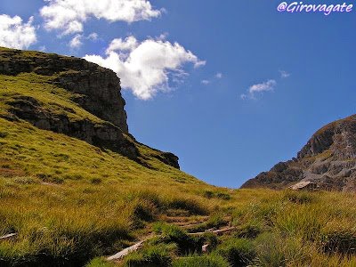 sentiero mufloni alpi apuane