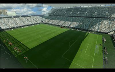 PES 2013 Arena Corinthians Stadium by Sevak
