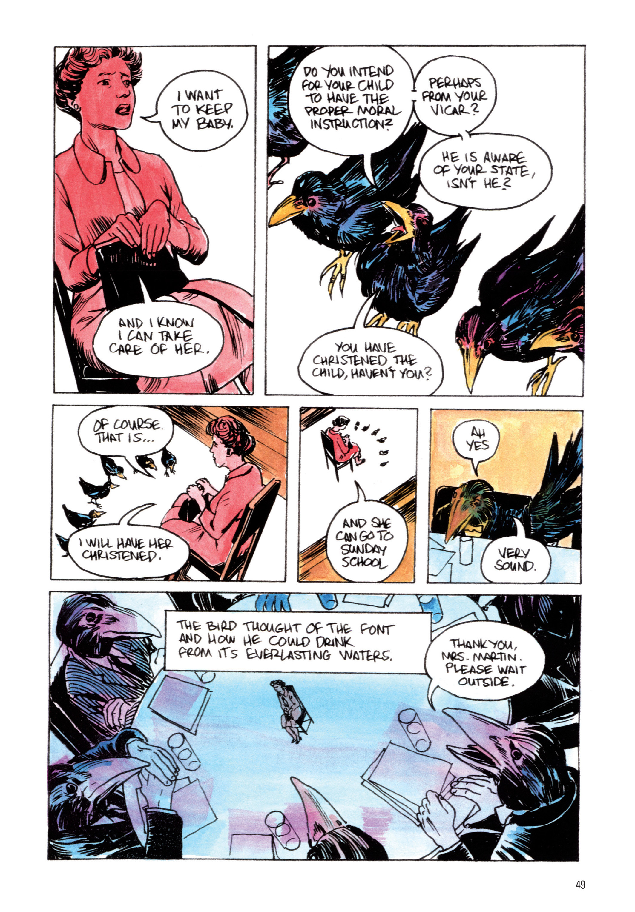 Read online The Late Child and Other Animals comic -  Issue #1 - 46