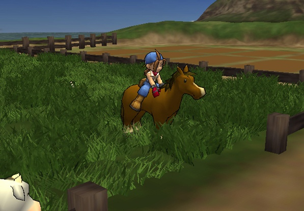 Harvest Moon: Save the Homeland PS2 GAME ISO Gameplay 1