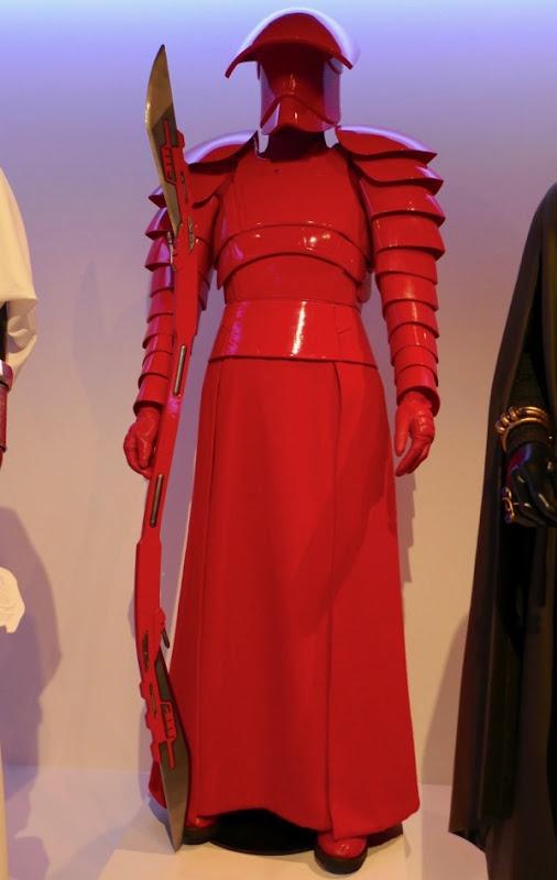 Star Wars Last Jedi Elite Praetorian Guard costume