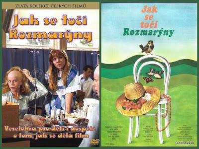 Jak se točí Rozmarýny / How to Shoot Rosemaries. 1977.
