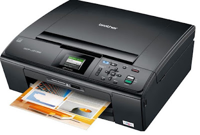 Brother DCP-J315W Printer Drivers Download
