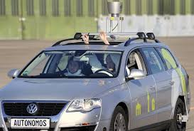 Driverless cars in germany