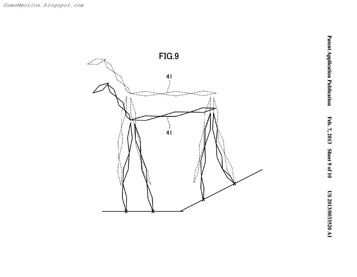 Game N Motion Playstation 4 Dual Playstation Eye Hd Kinect Like Full Body Tracking Patent