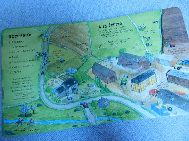 || A la ferme (Présentation & Avis)(Chut, les enfants lisent #31)