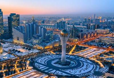 Negara Terbesar di Dunia Kazakhstan