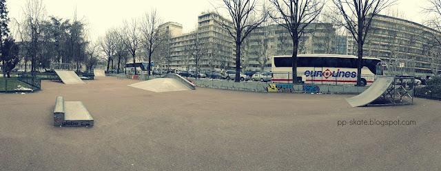 skatepark Chambery