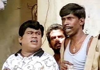 Vadivelu & Senthil Tamil Comedy Scenes
