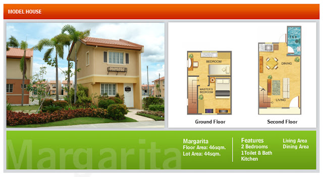 House and lot for sale in cebu and bohol floor plans of - Camella homes bungalow house design ...