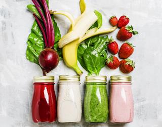 Tips Menciptakan Minuman Jus Sehat Anda Sendiri!