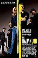 Sinopsis Film The Italian Job