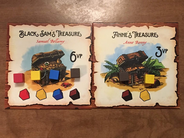 Extraordinary Adventures: Pirates! Board Game set collection
