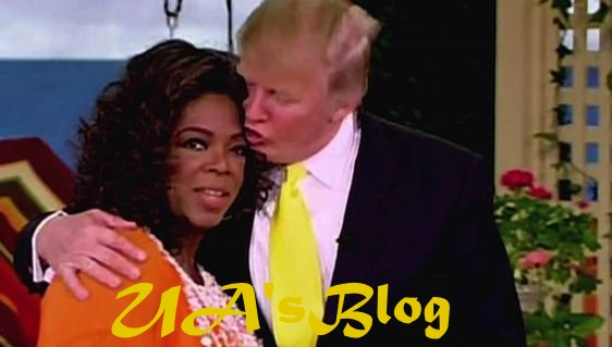 Trump says running against him will be a 'painful experience' for Oprah