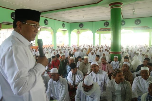 Nasaruddin Tegaskan Komitmen AZAN Dukung Pengembangan Pesantren dan Dayah di Seluruh Aceh