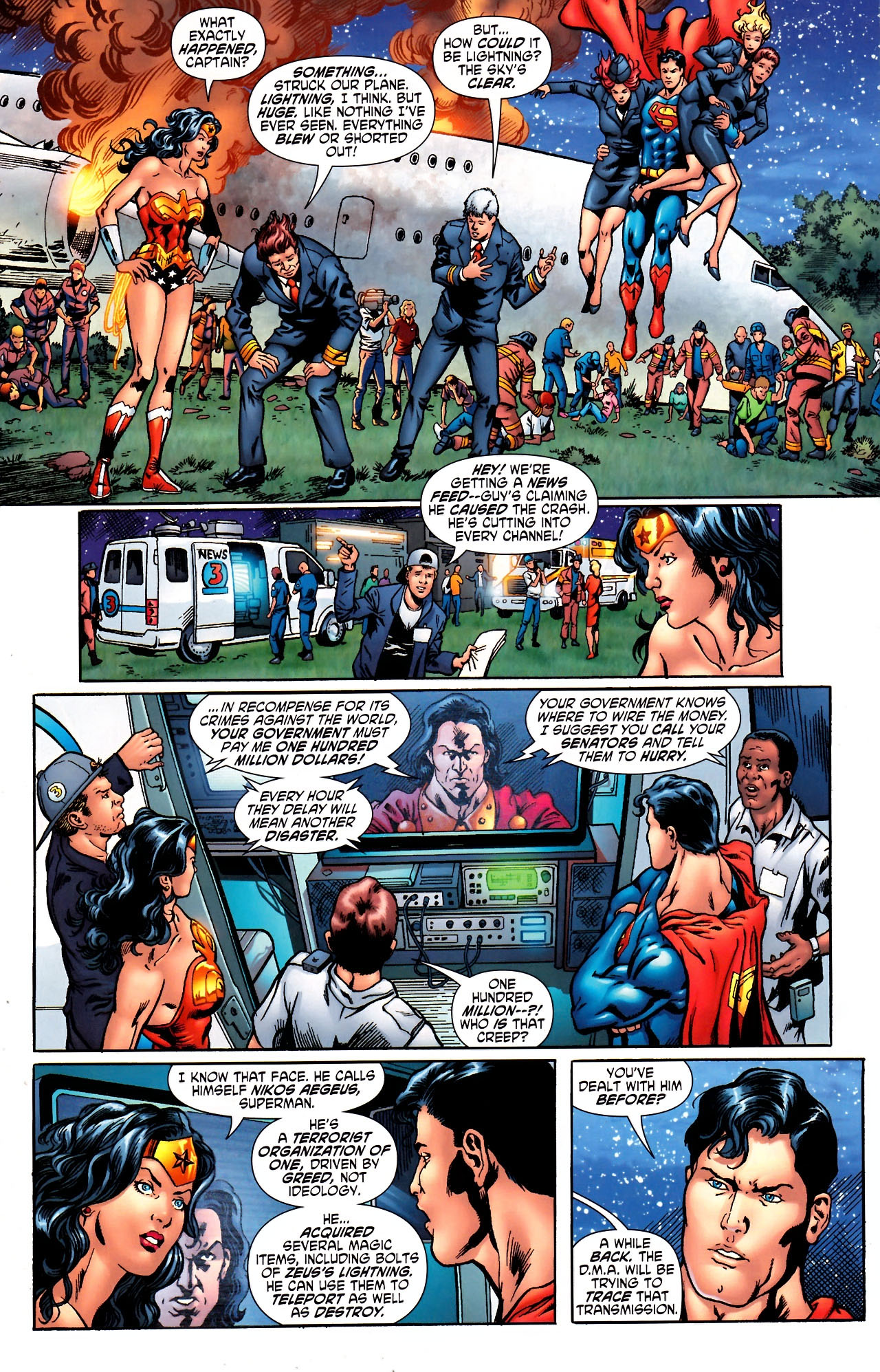 Read online Wonder Woman (2006) comic -  Issue #600 - 22