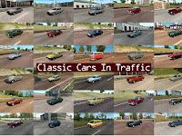 Classic Cars Traffic Pack by TrafficManiac v2.3
