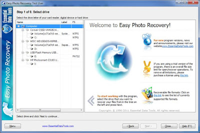 Easy Photo Recovery Full