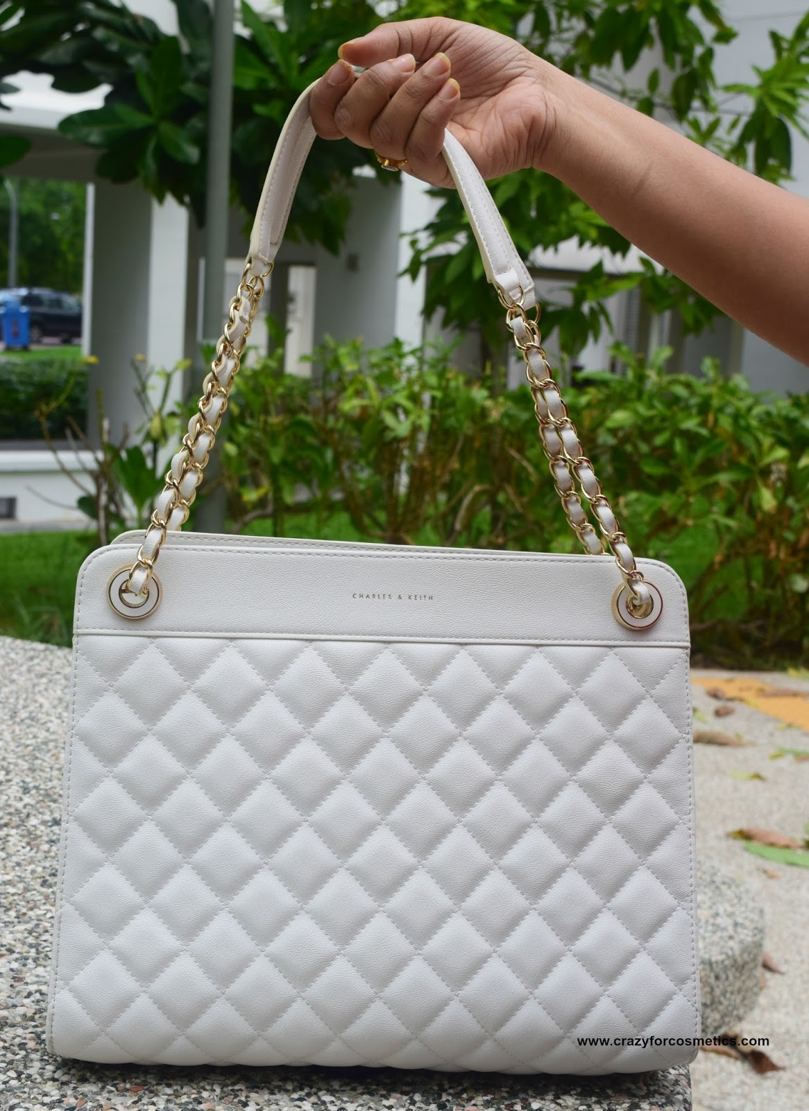 4b267927e047 Featuring my New Charles   Keith Addition