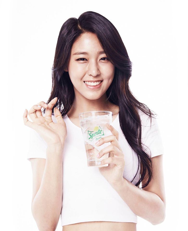 Seolhyun Reveals New Posters For SPRITE Daily K Pop News