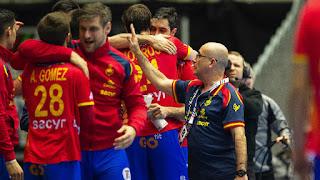 BALONMANO - España acaba séptima del Mundial y clasifica al menos al preolímpico