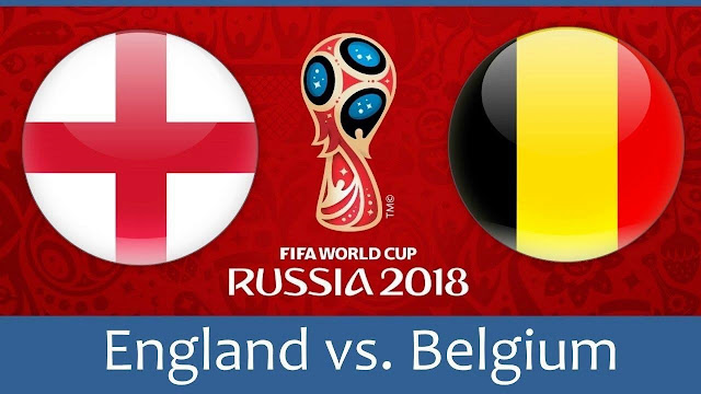 England vs Belgium Full Match Replay 28 June 2018