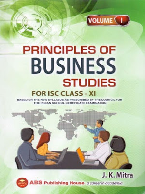 ISC Principles of Commerce Vol I Class - 11 - Buy School