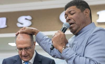 Alckmin tem índice mais baixo do PSDB no Datafolha em quase 30 anos