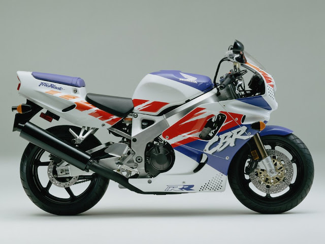 Honda Fireblade Japanese superbike