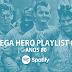 Mega Hero Playlist #1 - Anos 80