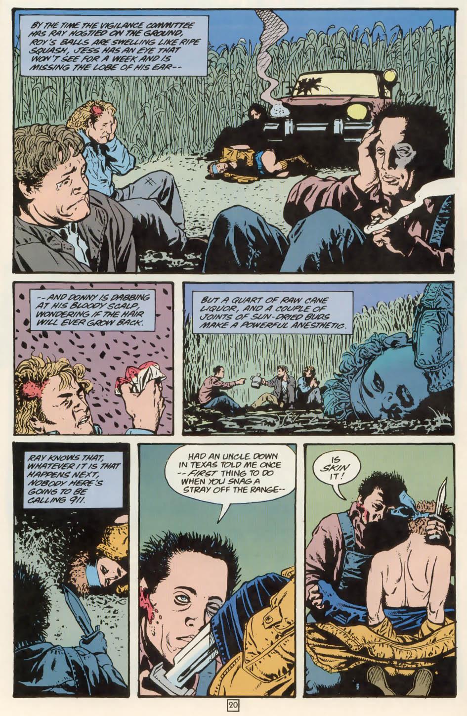 Read online Animal Man (1988) comic -  Issue #76 - 21