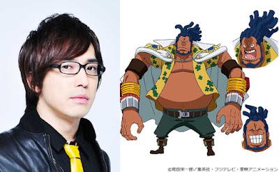 Hiroki Yasumoto como Bonam, miembro de la tribu Longarm.