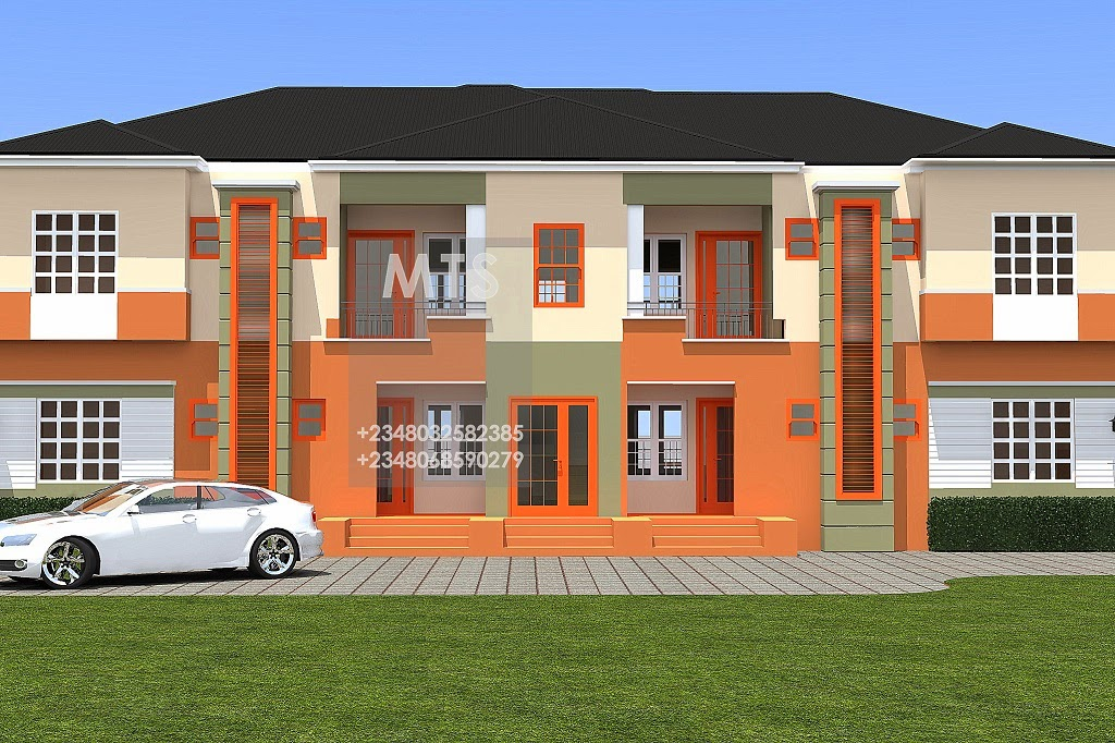 Mr patrick 2 bedroom block of flats residential homes for How many blocks can build 2 bedroom flat