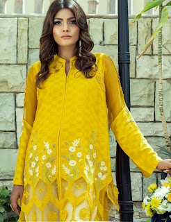 Nadia Farooqui Eid Luxury Pret Exhibition 2016-17