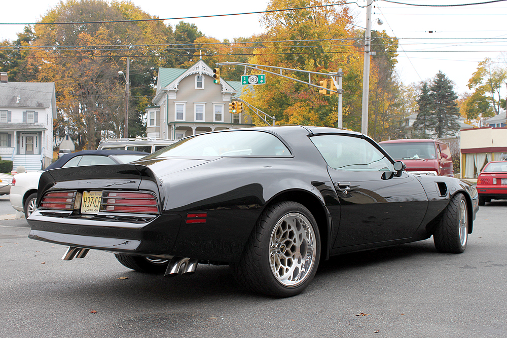 Netcong Auto Restorations Llc New Jersey Smokey And